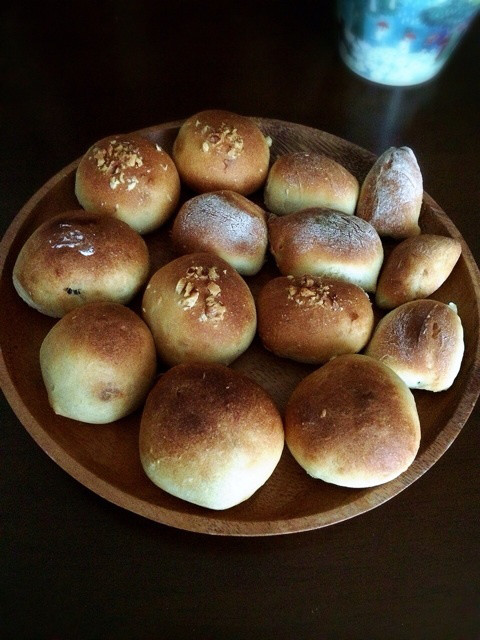 深夜パン、はじめました