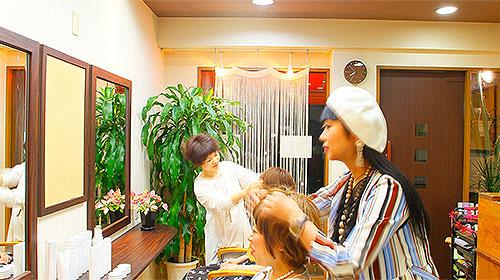 名古屋中村区で美容室・美容院・ヘアサロンをお探しの方にヘッドスパ、頭皮ケア・ヘアケア、ヘアスタイルをご提案いたします。